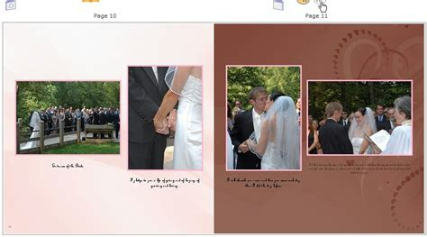Wedding Album Captions design your own wedding albums yourself