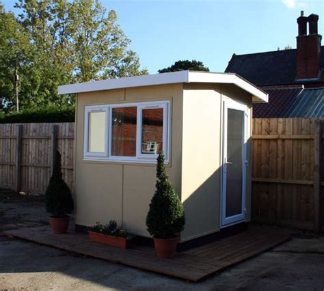 Home Office Shed by Using A Garden Shed As A Home Office Cool Shed Design