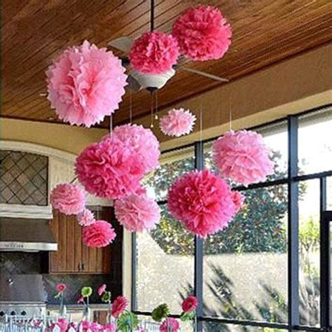 6inches 15cm 20pcs Diy Multi Colour Paper Flowers Ball