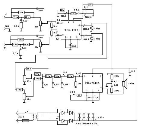 Power Lifier 4 Channel Ultradrive Ud 600 4 directv swm wiring diagram ground directv tech wiring diagram elsalvadorla