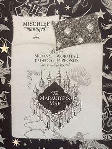 marauders map bedding harry potter marauders map duvet reversible bed set
