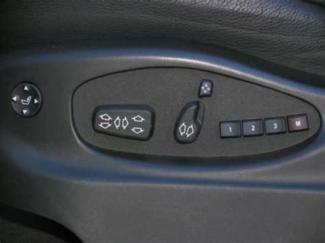 comfort seats bmw sport vs comfort seats xoutpost com