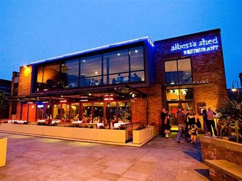 Albert Shed Menu by Albert S Shed Manchester Restaurant Reviews Phone