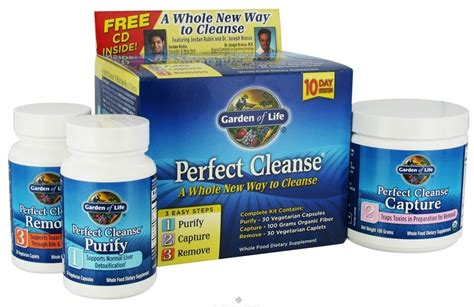 Kit Detox Sp by Standard Process Cleanse Outlet Factory Store