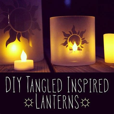 How To Make Paper Lanterns Like In Tangled - disney bedroom designs for diy projects craft ideas