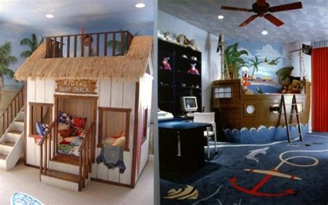 awesome kid bedrooms cool kids bedroom design boat and surf shack for the