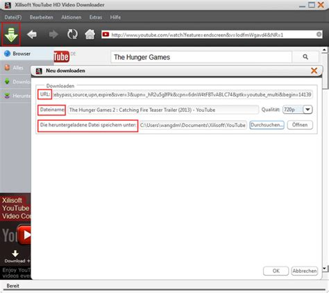 download youtube hd video downloader xilisoft youtube hd video downloader anleitung youtube