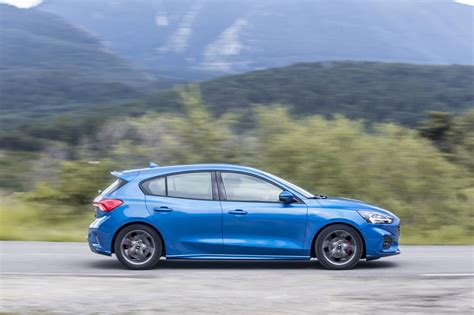 2019 Ford Focus St Line by 2019 Ford Focus St Line Side Forcegt