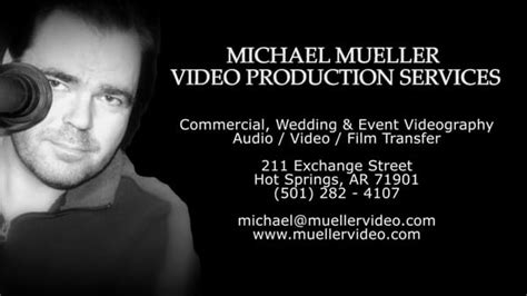 Wedding Videographer Quotes by Michael Mueller Production Services Get Quote