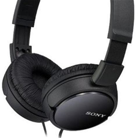 Headphone Sony Mdr Zx110a sony mdr zx110a on ear stereo headphones white joydeep technical