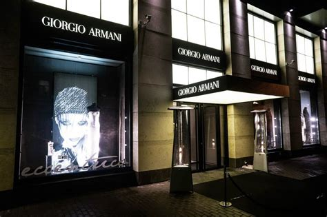 St Armani the eccentrico exhibition at giorgio armani store in petersburg russia 2luxury2