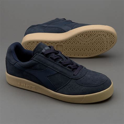 Tas Sepeda Diadora sepatu sneakers diadora b elite suede navy