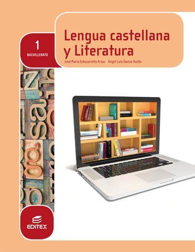 descargar libros 1 bachillerato pdf descargar libro lengua castellana y literatura 1 186 bachillerato online libreriamundial