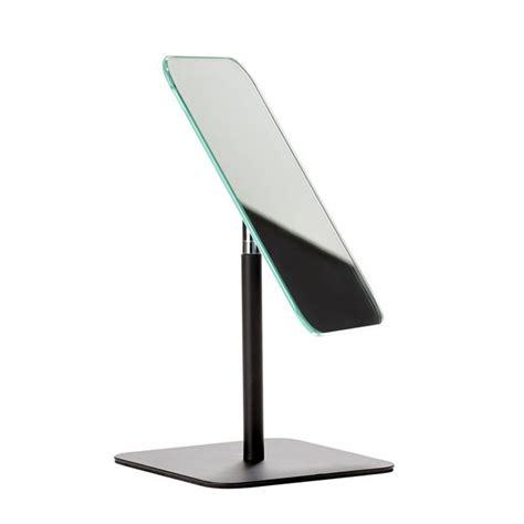 free standing bathroom mirrors uk zone denmark bathroom dressing table mirror black