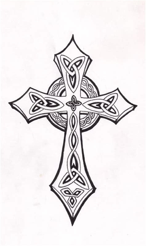 celtic cross by mouse 7 on deviantart