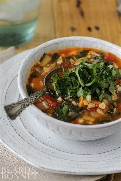 17 best ideas about garden vegetable soup on