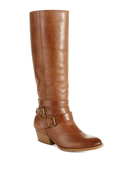 kenneth cole brown shoes kenneth cole reaction rawdeal boots in brown lyst