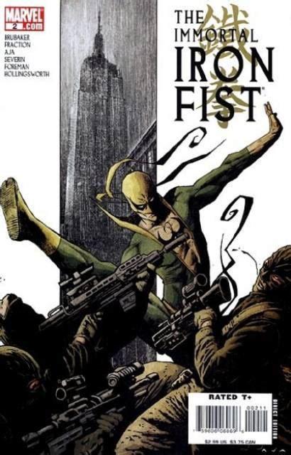 immortal iron fist 2006 1 comics marvel com the immortal iron fist volume comic vine