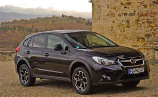 Subaru Crosstrek Images Car And Driver