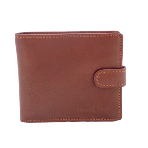 Gc Wp Wallet gianni conti leather bi fold wallet with tab fasten luggage 2 go