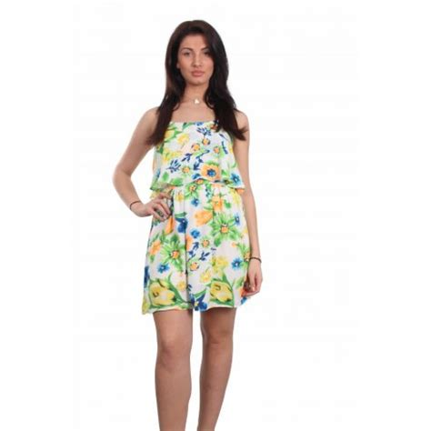 cream swing dress cream floral swing dress from parisia fashion