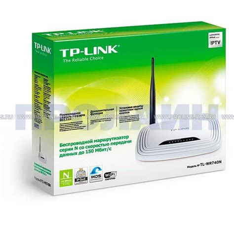 Tp Link Tl Wr740n 1 tp link tl wr740n цена характеристики отзывы купить