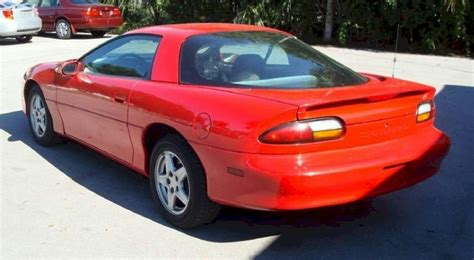 bright 1999 camaro paint cross reference