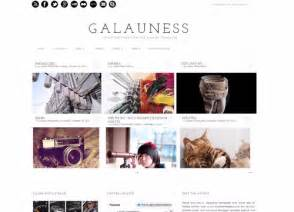 galauness blogger template lovely templates