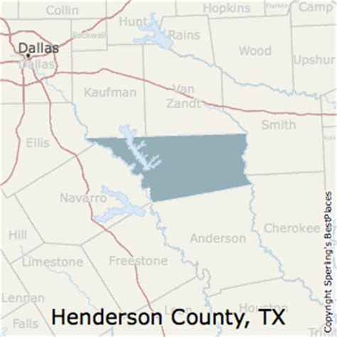 map of henderson county texas best places to live in henderson county texas