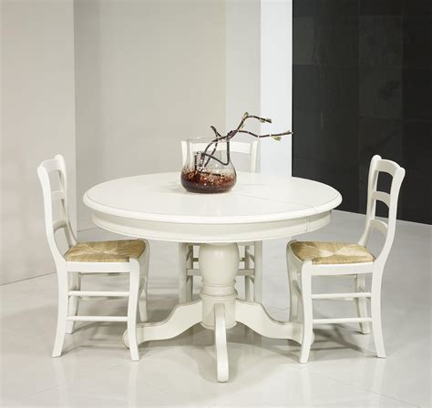 table pied central table ronde pied central en merisier massif de style louis