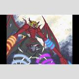 Seraphimon And Magnadramon | 500 x 313 jpeg 52kB