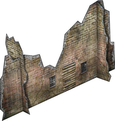 paper craft wall walls paper models dave graffam models