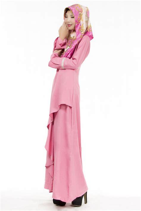 Lazada Baju Big Size Fashion Baju Kurung Muslim Abaya Dresses Islamic