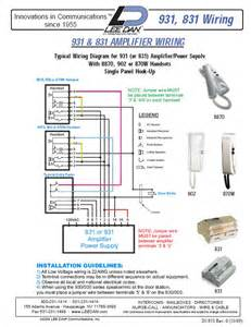 intercom wiring diagram get free image about wiring diagram