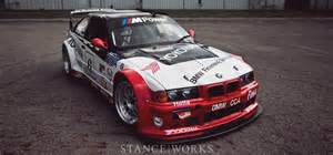 Bmw Of Usa Bmw Of America S Vintage Collection The Ptg E36 M3
