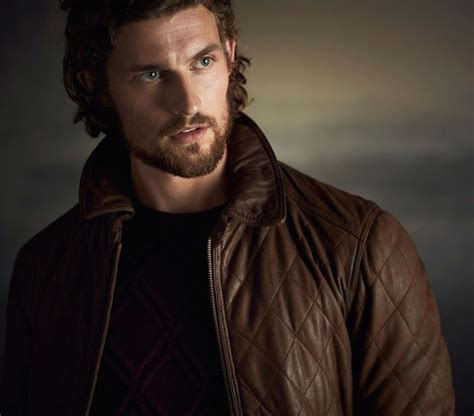 Outer Massimo Dutty wouter peelen for massimo dutti fw15 lookbook