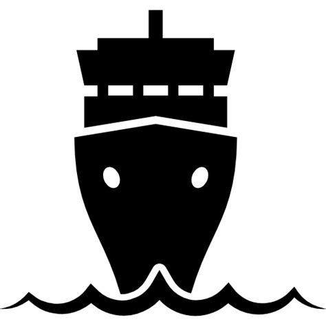 ship icon ship free transport icons