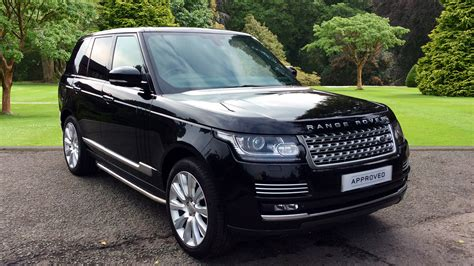 black land rover range rover used land rover range rover html autos post