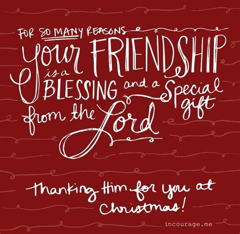 friendship   blessing merry christmas incourageme christmas time pinterest