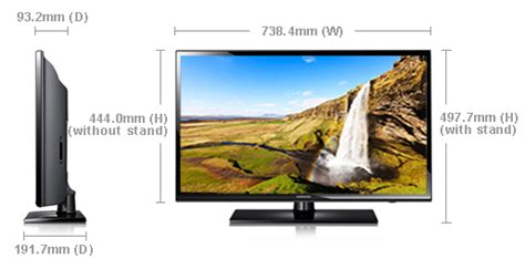 Tv Samsung Eh4003 32 samsung eh4003 hd led tv intact malaysia 01712919914
