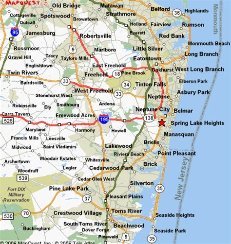 map of new jersey garden state parkway alf img showing gt garden state parkway map detailed