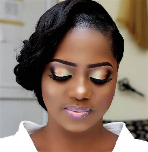 Makeup for black women   makeup for Black women   Wedding