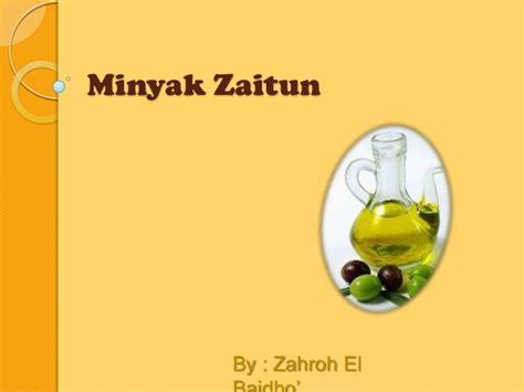 Minyak Zaitun La Tulipe minyak zaitun ppt