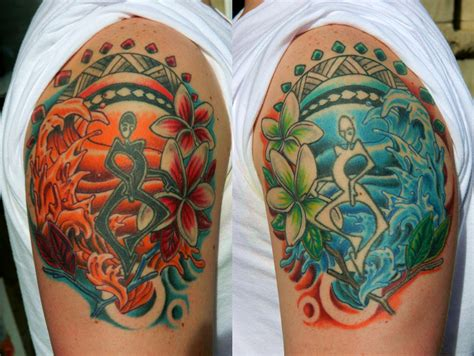 both of nick s tropical backgrounds healed by sirius