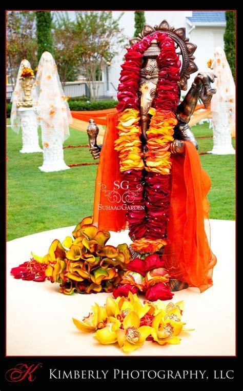 Suhaag Garden, wedding garlands, Indian wedding decorators
