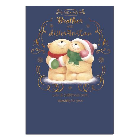 brother sister  law  friends christmas card  friends official store