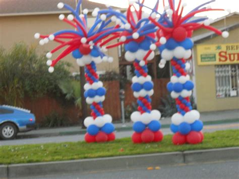 4th Of July Balloon Decorations balloons berkeley ca paper plus