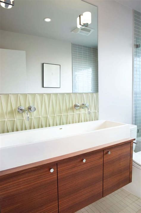 mid century modern bathroom design mid century modern bathroom design imgkid com the