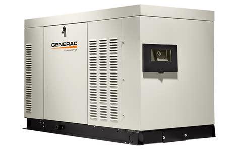 generac protector 27kw standby generator