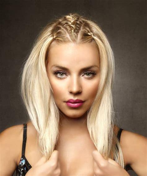 casual hairstyles long straight hair long straight casual hairstyle light blonde
